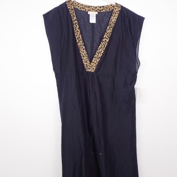 Michael Kors Dresses & Skirts - Michael Kors Sleeveless Shift Dress Side Split